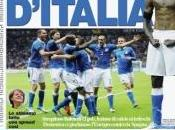 Ecco tutte prime pagine ONORE dell'Italia Gazzetta Corriere dello Sport Tuttosport