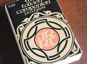 Tolkien Companion, prima edizione inglese 1977