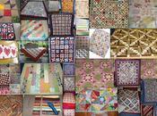 Idee baby quilt patchwork