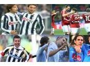 Pagellone della Serie Napoli, Lazio, Udinese, Milan, Juventus