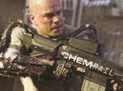 arma Matt Damon nella prima foto ufficiale Elysium Neill Blomkamp