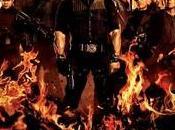 Sylvester Stallone resto cast Mercenari questo affascinante banner promozionale