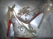 sogno realtà: Christian Louboutin realizza scarpe Cenerentola