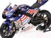Yamaha YZR-M1 C.Edwards Laguna Seca 2008 Exclusive Danhausen L.E. pcs. Minichamps