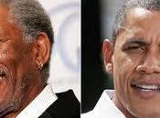 Morgan freeman barack obama