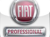 App: Fiat Professional Mobile