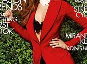 MAGAZINE Miranda Kerr star Harper's Bazaar agosto
