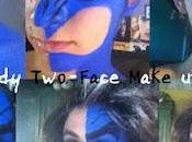 Lady Two-face alla sfilata