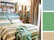 Arredamento abbinamento colori: TONI FREDDI PASTELLO