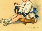 Pinocchio: cartoline ill. Dudovich (1918)