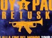 Paci Aretuska feat. Clementino Fino Alla Fine Mondo Video Testo