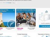 Sailsquare, prima piattaforma social travel vacanze barca