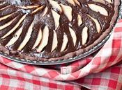 Crostata pere cioccolato Nanni