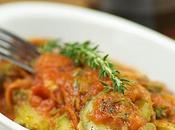 Cucina regionale toscana: zucchine buglione