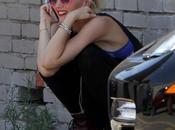 Celebrity Nail Star Gwen Stefani anima punk scacchi!