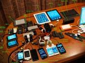 Steve Wozniak viaggia 25.000 gadget