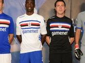 Sampdoria, divise tradizionali Kappa 2012/13