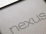 Tablet: nuovo Nexus unboxing impossibile (quasi)