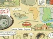 """""""Alla scoperta mondo diverso"""": graphic journalism Ghana Mirella Mariani"""