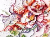 illustrazioni carta Yulia Brodskaya