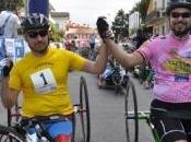 Sabato domenica Lombardia Giro d'Italia Handbike
