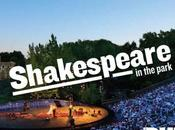 Shakespeare Central Park York