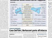 Prime pagine giornali: venerdì luglio 2012