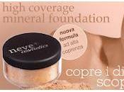 "Preview Neve Cosmetics: ""High Coverage"" (fondotinta ultra coprente)"