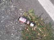 Breaking news (intatt bottle)