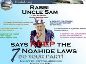 noachismo sara' legge universale nuovo ordine globale
