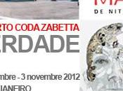 Roberto Coda Zabetta VERDADE: Museu Arte Contemporânea Niterói, Janeiro