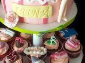Cakes cupcakes tower Torri torta