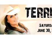 Terri Clark Voghera Country Festival 2012 recensione