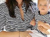 Quando mamma figli vestono pendant!