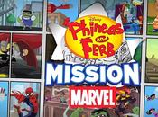 Phineas Ferb Missione Marvel