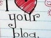 Altro giorno, altro premio... Love your Blog!