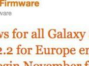 Galaxy data probabile versione Italiana Froyo