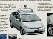 Google Cars guidano sole traffico