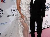 Jennifer Lopez bianco Marc Anthony Beverly Hills