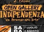 OPEN GALLERY INDIPENDENZA 2012 Meeting Artistico della città Gaeta, cura Antonella Magliozzi