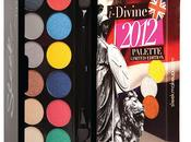 Review DIVINE Glory Palette [The 2012 Collection London Olympics]