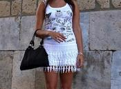 OUTFIT: White Lace Shorts