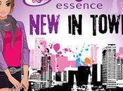 "Anteprima: Essence ""New Town"" ""Colour Arts"" trend editions (permanenti)"