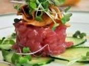 Ricette senza cottura anticaldo, tartare pesce: tonno fresco