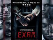 Stuart Hazeldine: Exam