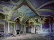 Haunting images forgotten palaces which spectacular ruins...