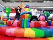 Installazioni artistiche: Happy Rainbow!