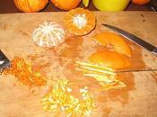 Pollo mediorientale all'arancio