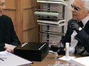 Uemura annuncia collaborazione d'eccezione leggendario stilista Karl Lagerfeld