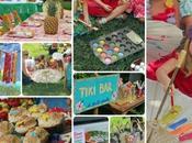 Idee festa compleanno hawaiana